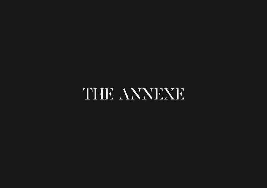 """Penyertaan Peraduan #23 untuk The name of the business will be """"The Annexe"""" and will be used by Clinical Psychologists for private therapy. the logo must have the name """"The Annexe"""".    I am interested in images relating to nature growth and or renewal."""