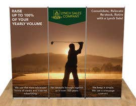 #12 untuk New Design Idea for a trade show backdrop - Golf Themed oleh b3ast61
