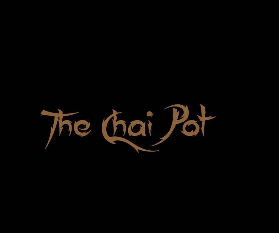 Kilpailutyö #133 kilpailussa Chai Pot Logo