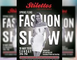 #112 untuk Fashion Show Flyer oleh azizkhancpi