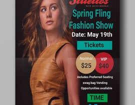 #101 untuk Fashion Show Flyer oleh minhajul12345