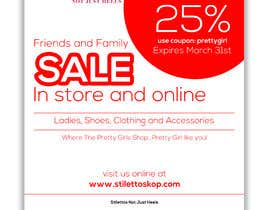 #24 for Design an flyer for Friends and Family Sale af CDesigner360