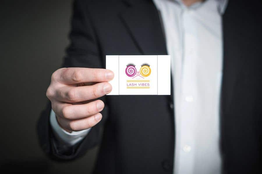 Penyertaan Peraduan #78 untuk Eyelash Brand Name, Logo, and Packaging Suggestions