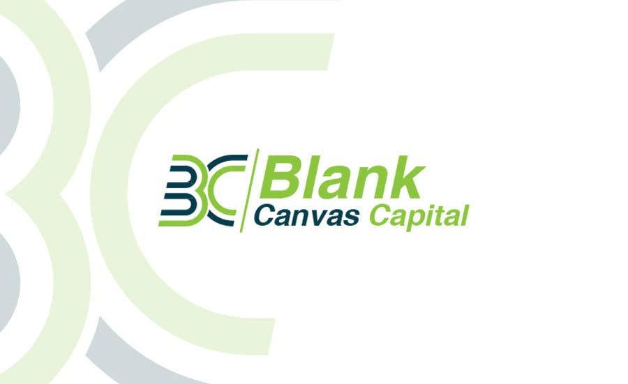 Inscrição nº 635 do Concurso para Blank Canvas Capital