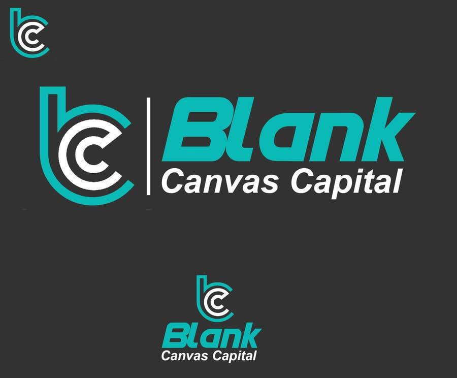 Inscrição nº 856 do Concurso para Blank Canvas Capital