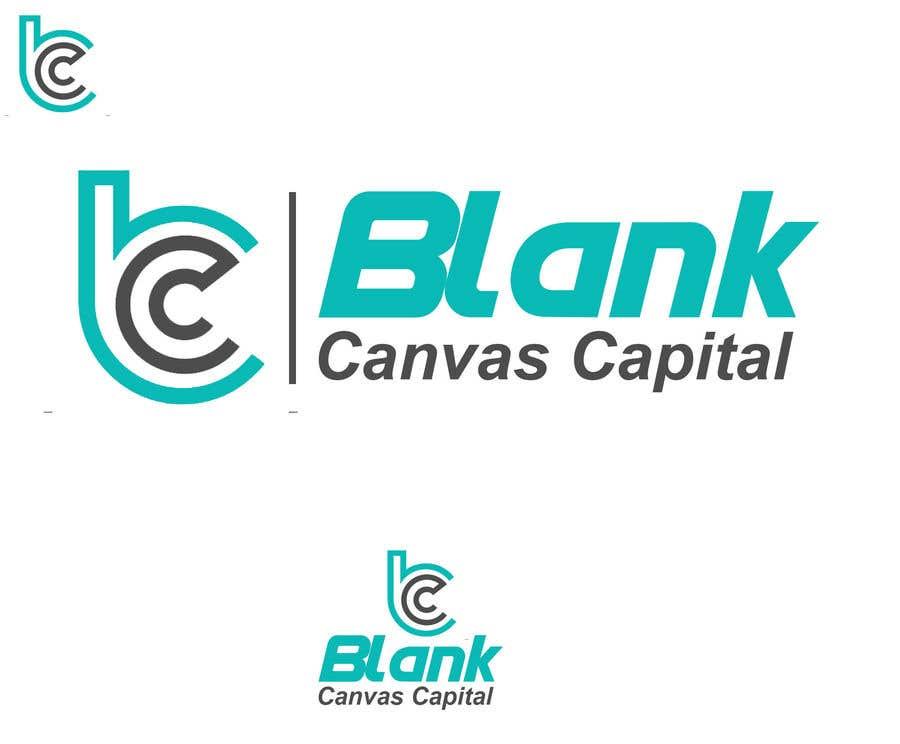 Inscrição nº 857 do Concurso para Blank Canvas Capital
