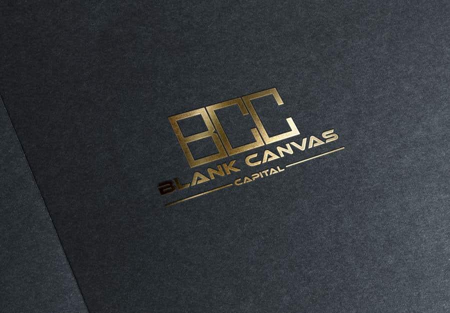Inscrição nº 851 do Concurso para Blank Canvas Capital