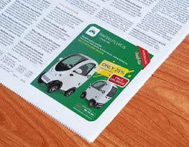 #13 pentru Graphic designing: Newspaper ad de către ruzenmhj