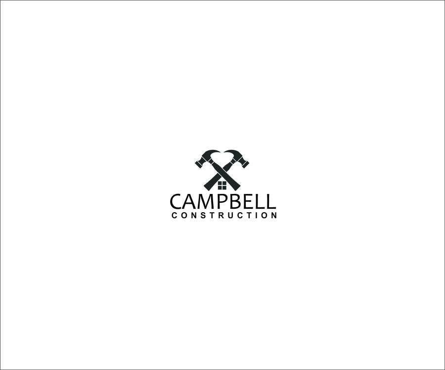 Penyertaan Peraduan #1 untuk Logo for Construction Business