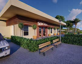 #9 cho Create a few 3d exterior renderings of an office building bởi ZeaLuha