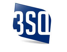 #85 para Logo Design for 3SQ por bestidea1