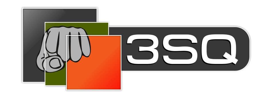 Inscrição nº                                         95                                      do Concurso para                                         Logo Design for 3SQ