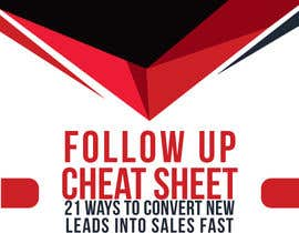 #9 for Create an eBook Cover for My Cheat Sheet by sumaiya505