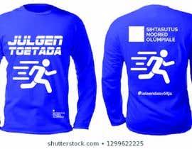 nº 86 pour Attention-grabber sports T-shirt for sports charity par stsohel92