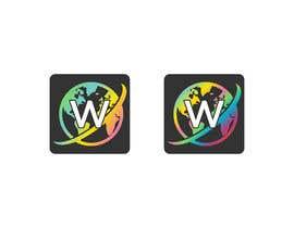nº 38 pour Better Logo for Worldie: Colorful, Modern par BrilliantDesign8