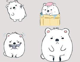 #7 for Cute Animal Characters Illustration by ImHion