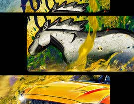 #16 cho Design for Polo Shirt - Mustang Motorsport Racing bởi tmaclabi