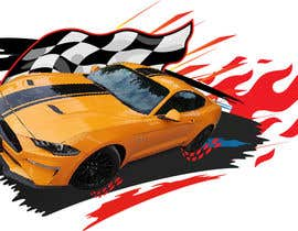 #12 cho Design for Polo Shirt - Mustang Motorsport Racing bởi hasembd