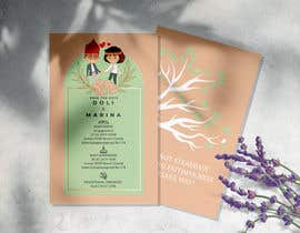 #7 para Design our Wedding Invitation por LanaZel