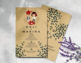 #13 para Design our Wedding Invitation por LanaZel