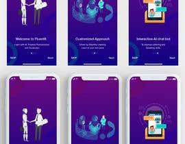 #8 para Design app screens - 3 screens only por Waliulah