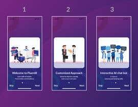 #6 para Design app screens - 3 screens only por kamruzzamanratan
