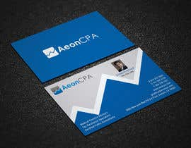 #297 para Business Card re-design por Heartbd5