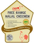 Graphic Design Inscrição do Concurso Nº25 para Graphic Design for US chicken label to be placed on bagged chicken