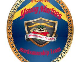 #25 cho Junior Marksmanship Team Badge bởi FiloMgerges