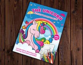 #14 cho Unicorn Activity Book Cover Ages 6-10 (Book 2) bởi ssandaruwan84