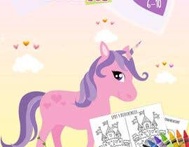 #4 cho Unicorn Activity Book Cover Ages 6-10 (Book 2) bởi zlostur