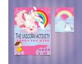 #12 cho Unicorn Activity Book Cover Ages 6-10 (Book 2) bởi bossmrj9