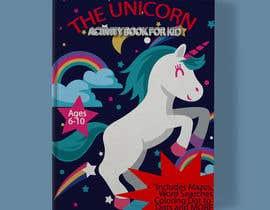 #29 cho Unicorn Activity Book Cover Ages 6-10 (Book 2) bởi mdabdur256