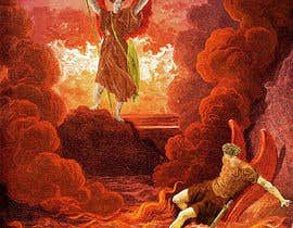"""#11 for Biblical Picture of """"Hell"""" by Jswanth"""