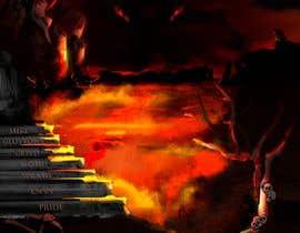 "#18 для Biblical Picture of ""Hell"" от directorhell"