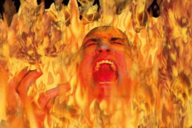 """Конкурсная заявка №12 для Biblical Picture of """"Hell"""""""