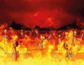 """#14 for Biblical Picture of """"Hell"""" by taniaroy0158"""