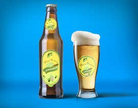 nº 30 pour Design a label for a beer bottle par tasneemsiraj70