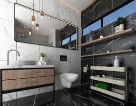 Nro 39 kilpailuun Small Bathroom Design käyttäjältä AeArts