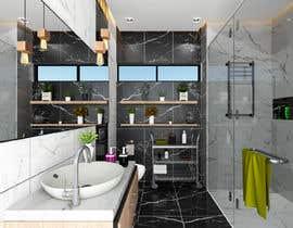 Nro 53 kilpailuun Small Bathroom Design käyttäjältä AeArts
