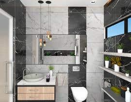 Nro 56 kilpailuun Small Bathroom Design käyttäjältä AeArts