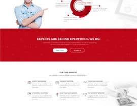 #22 para Mockups UX/UI design for Website por masuqebillah