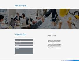 #39 para Mockups UX/UI design for Website por mdnaim490