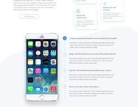 #29 para Mockups UX/UI design for Website por naveedahmadnovi