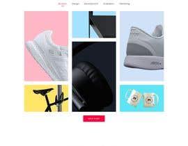 #32 para Mockups UX/UI design for Website por naveedahmadnovi