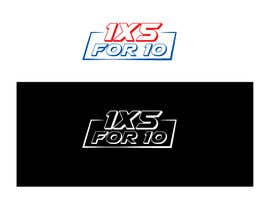 #171 for 1x5 For 10 Logo by zahidkhulna2018
