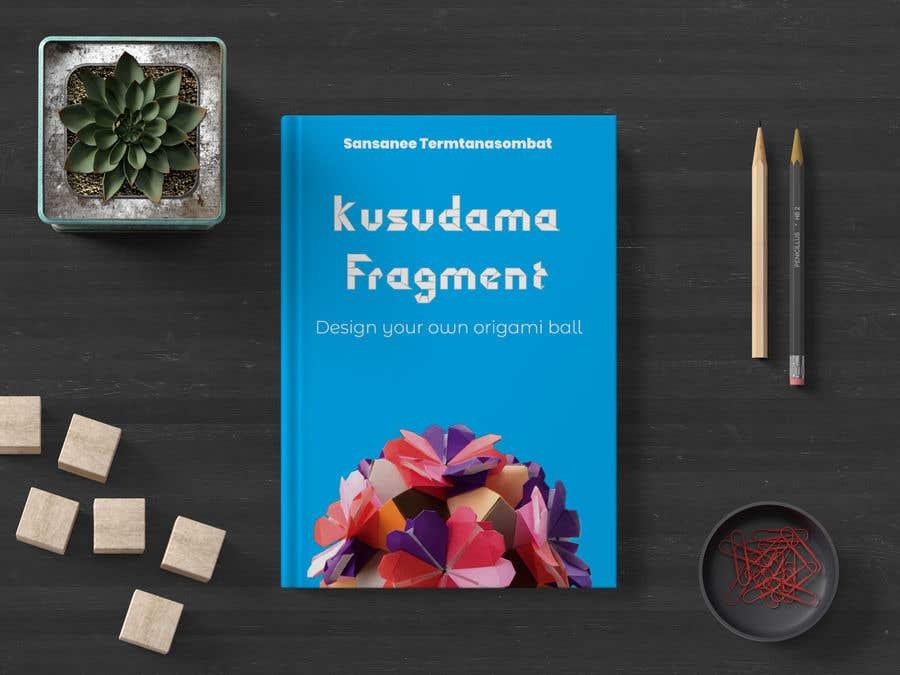 Kilpailutyö #41 kilpailussa Design kusudama book cover