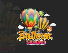 #599 for Creative logo needed for a Balloon Carnival by GoldenAnimations
