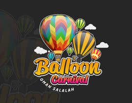 #606 for Creative logo needed for a Balloon Carnival by GoldenAnimations
