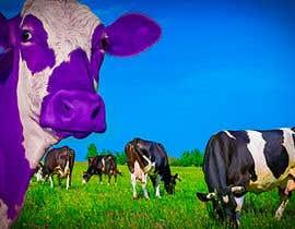 Nro 39 kilpailuun Turn a black cow into a purple cow käyttäjältä mdshidul017